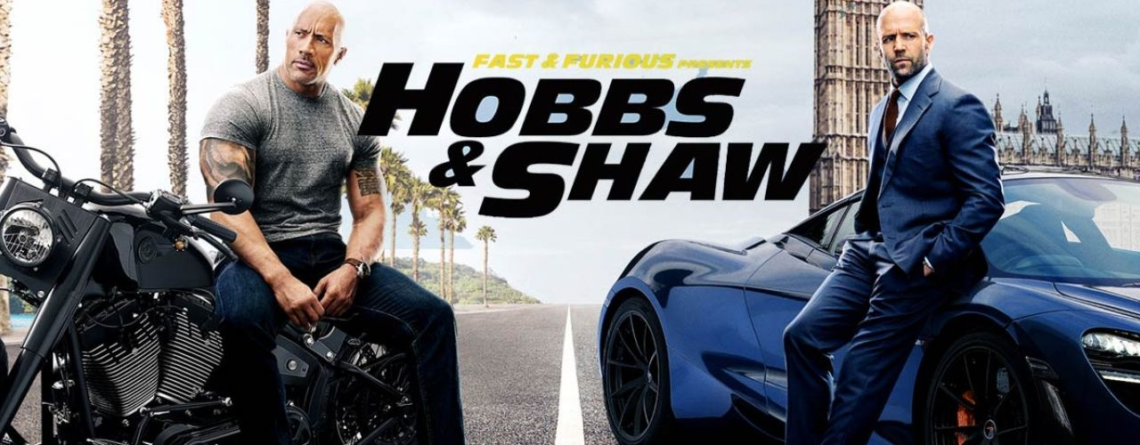 banner image for Fast and Furious Presents: Hobbs and Shaw