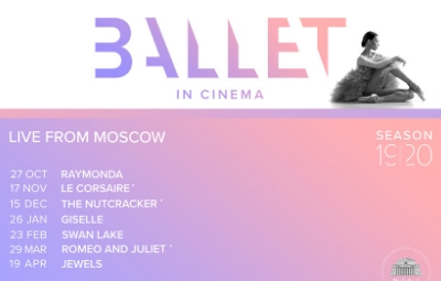 image of Bolshoi 19/20 Season