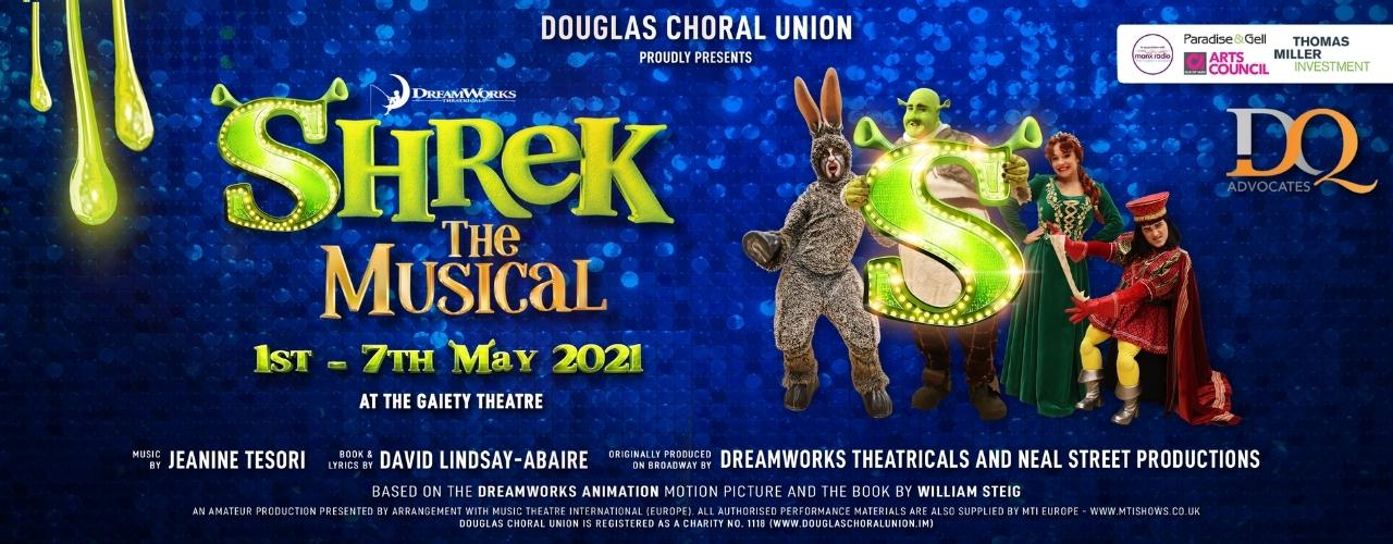 banner image for Shrek the Musical
