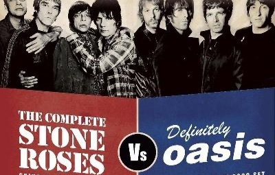 image of The Manchester Music Derby - Complete STONE ROSES v Definitely OASIS