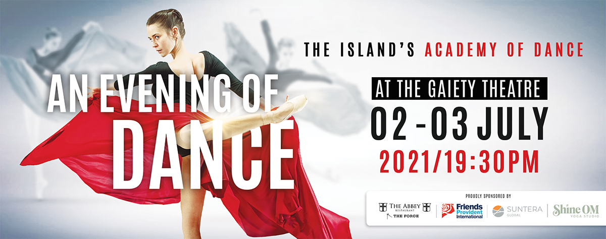 banner image for An Evening of Dance 2021
