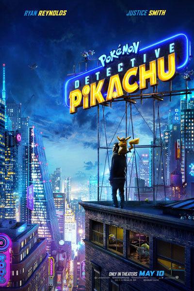 Pokémon Detective Pikachu (PG) at Torch Theatre