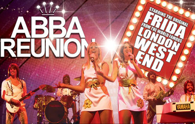 image of Abba Reunion Tribute Show