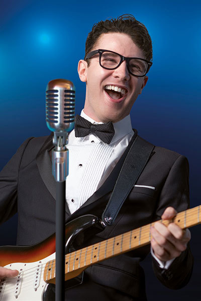 Buddy Holly & The Cricketers: Holly at Christmas 2020 at Torch Theatre