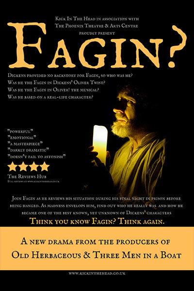 Fagin? at Torch Theatre