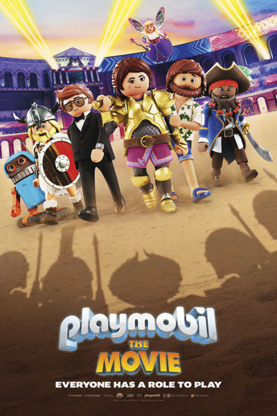 Playmobil: The Movie RELAXED ENVIRONMENT SCREENING at Torch Theatre