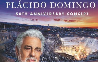 thumbnail image for Plácido Domingo: 50th Anniversary Concert