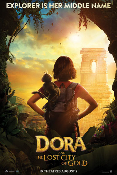 Dora and the Lost City of Gold at Torch Theatre