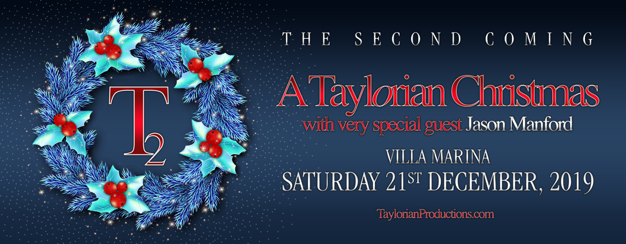 banner image for A Taylorian Christmas