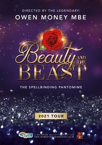 Beauty and the Beast 2021 Poster