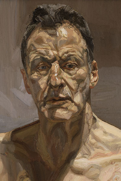 EOS - Lucian Freud: A Self Portrait at Torch Theatre