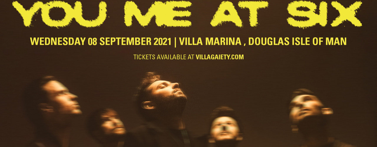 banner image for You Me At Six