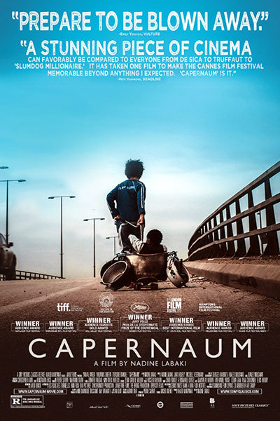 Capernaum (15) | Foreign Language Film Season at Torch Theatre