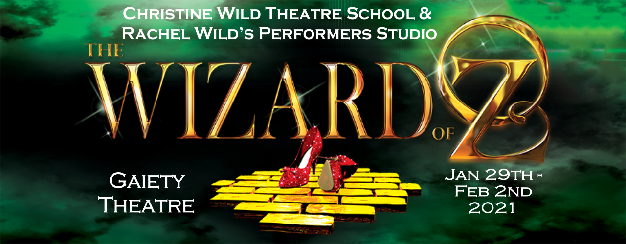 banner image for Wizard of Oz