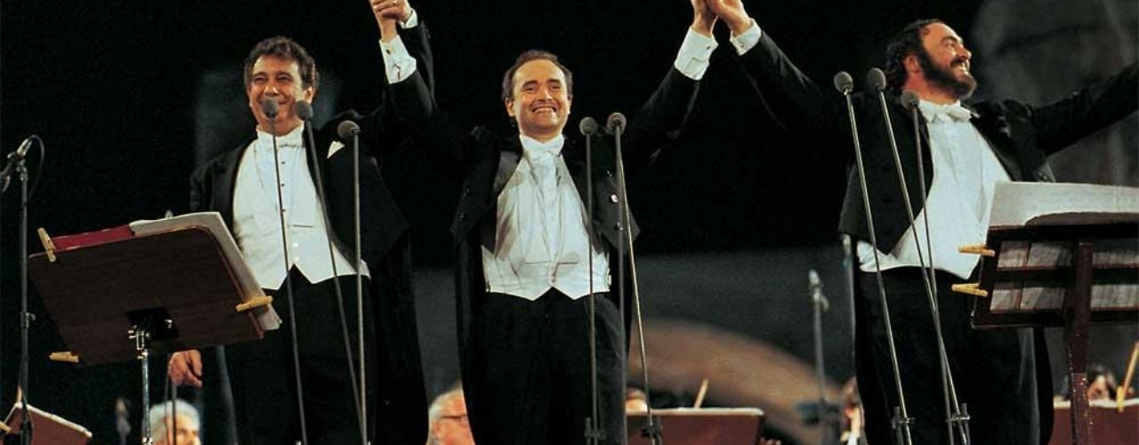 banner image for Three Tenors: Voices for Eternity 30th Anniversary Event