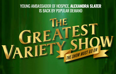image of The Greatest Variety Show - An Audience with Alexandra Slater and Friends