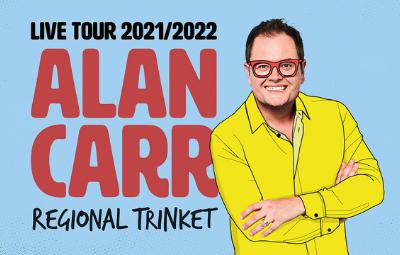 image of Alan Carr: Regional Trinket