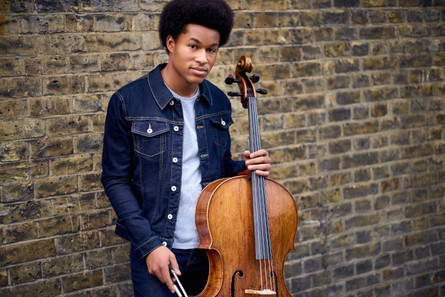 Droichead Arts Centre -            DCM: Irish Chamber Orchestra featuring Sheku Kanneh-Mason (cello)