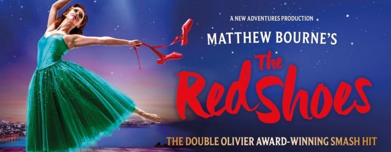 banner image for Matthew Bourne's The Red Shoes