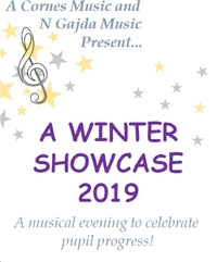 A Winter Showcase 2019 Poster