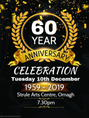 Omagh County Primary School 60th Year Anniversary