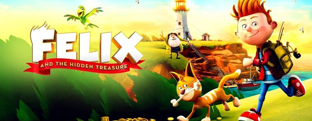 banner image for Felix and the Hidden Treasure