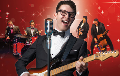 image of Buddy Holly & The Cricketers - Holly at Christmas 2021