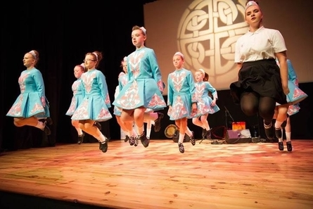 Droichead Arts Centre -            Academy of Irish Dancing Showcase