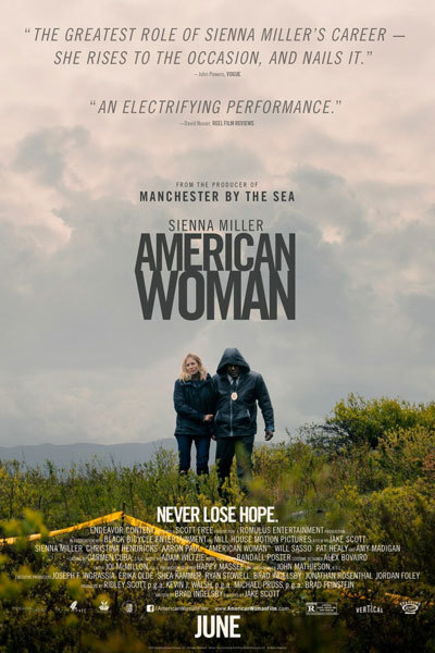 American Woman SUBTITLED at Torch Theatre