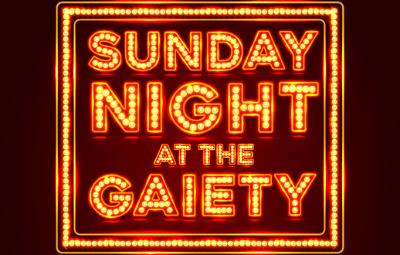 Thumbnail for Sunday Night at the Gaiety