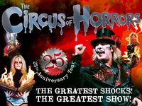 The Circus of Horrors - The Witch Poster