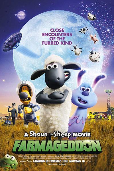 A Shaun The Sheep Movie: Farmageddon (U) SUBTITLED at Torch Theatre