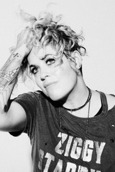 Amy Wadge at Torch Theatre