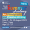 Art, Photography & Creative Writing Academy Summer Scheme