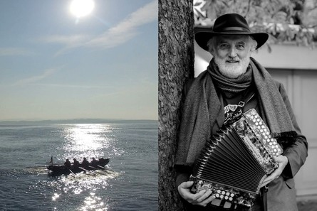 Droichead Arts Centre -            Brendan Begley in concert followed by a special screening of The Camino Voyage