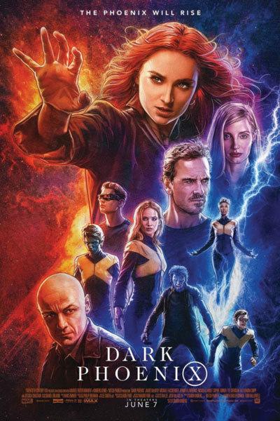 X-Men Dark Phoenix 3D at Torch Theatre