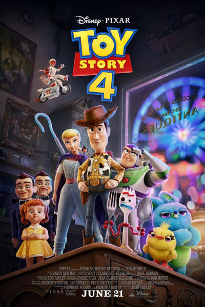 Toy Story 4 at Torch Theatre