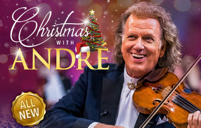 thumbnail image for André Rieu: Christmas with André