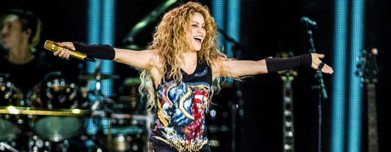 banner image for Shakira El Dorado