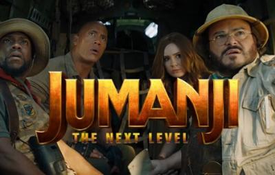 thumbnail image for Jumanji: The Next Level