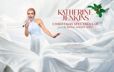 image of Katherine Jenkins: A Christmas Spectacular Filmed at the Royal Albert Hall