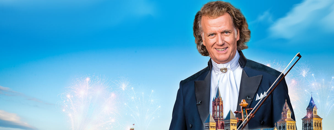 banner image for André Rieu: Happy Together