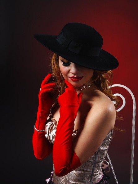 Valentines Burlesque Workshop