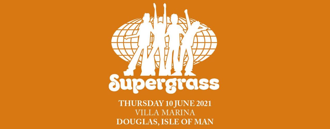 banner image for Supergrass