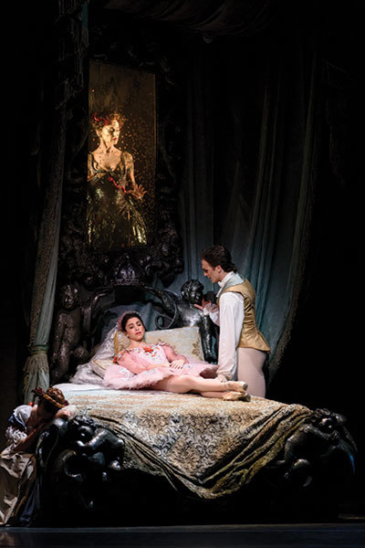 Royal Ballet: The Sleeping Beauty at Torch Theatre
