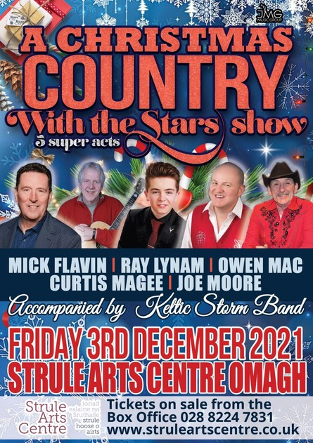 Christmas with the Country Stars 2021