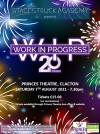 Stagestruck Academy Presents - Work In Progress 20 Years Thumbnail