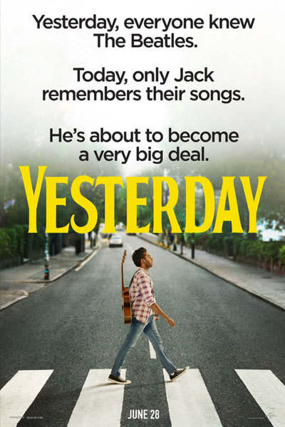Yesterday (12A) at Torch Theatre