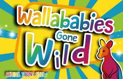 image of Wallababies Gone Wild - School Talent Show