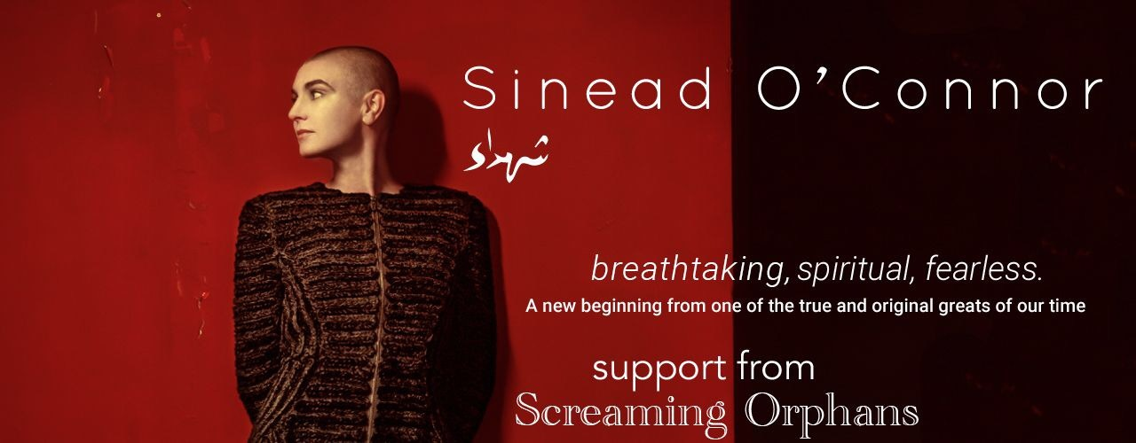 banner image for Sinead O'Connor